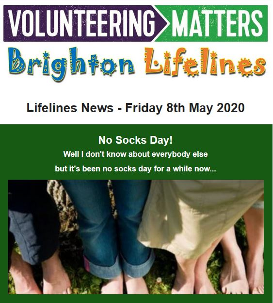 Lifelines News - Friday 8th May 2020