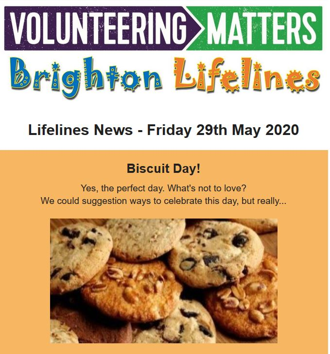 Lifelines News - Friday 29th May 2020