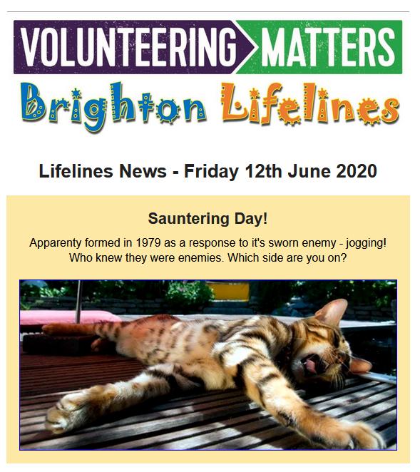 Lifelines News - Friday 19th June 2020